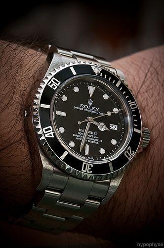 Rolex Sea-Dweller 16600   Flickr - Photo Sharing!