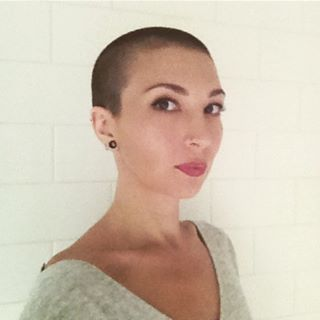 17 best Shaved head Girls/Women images on Pinterest ...