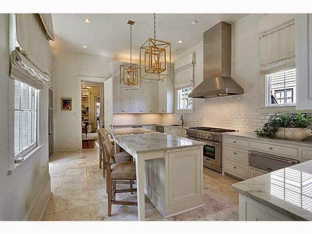 1344 best White Kitchens images on Pinterest White kitchens