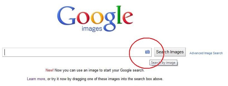 Using Google Search by Image to Find the Owner of a Photo. Information provided by Shannon at Madigan Made's.