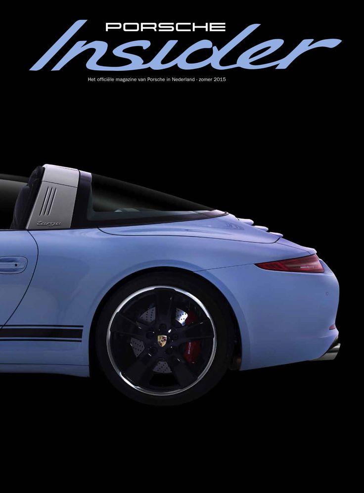 Porsche Insider Magzine NL