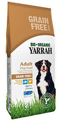 Aus der Kategorie Probiotika  gibt es, zum Preis von EUR 687,88  32er-SET Bio Hundefutter Trocken Huhn und Fisch Getreidefrei 2kg Yarrah<br>Hund - Bio-Kontrollstelle des Herstellers - NL-BIO-01 (SKAL 1301) - Hersteller - Yarrah Organic Petfood B.V. - Lagerung - Kühl und Trocken lagern. - Futterdaten - Zusammensetzung - Huhn (26%), Grüne Erbsen , Gelbe Erbsen , Kartoffelstärke , Sonnenblumenschalen , Hühnerfett , Fisch (MSC, 4%), Seetang (1,5%), Mineralien, Brauereihefe bio zertifiziert durch…