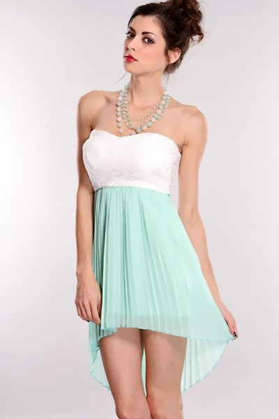 1000  images about Summer Dresses on Pinterest  Strapless dress ...
