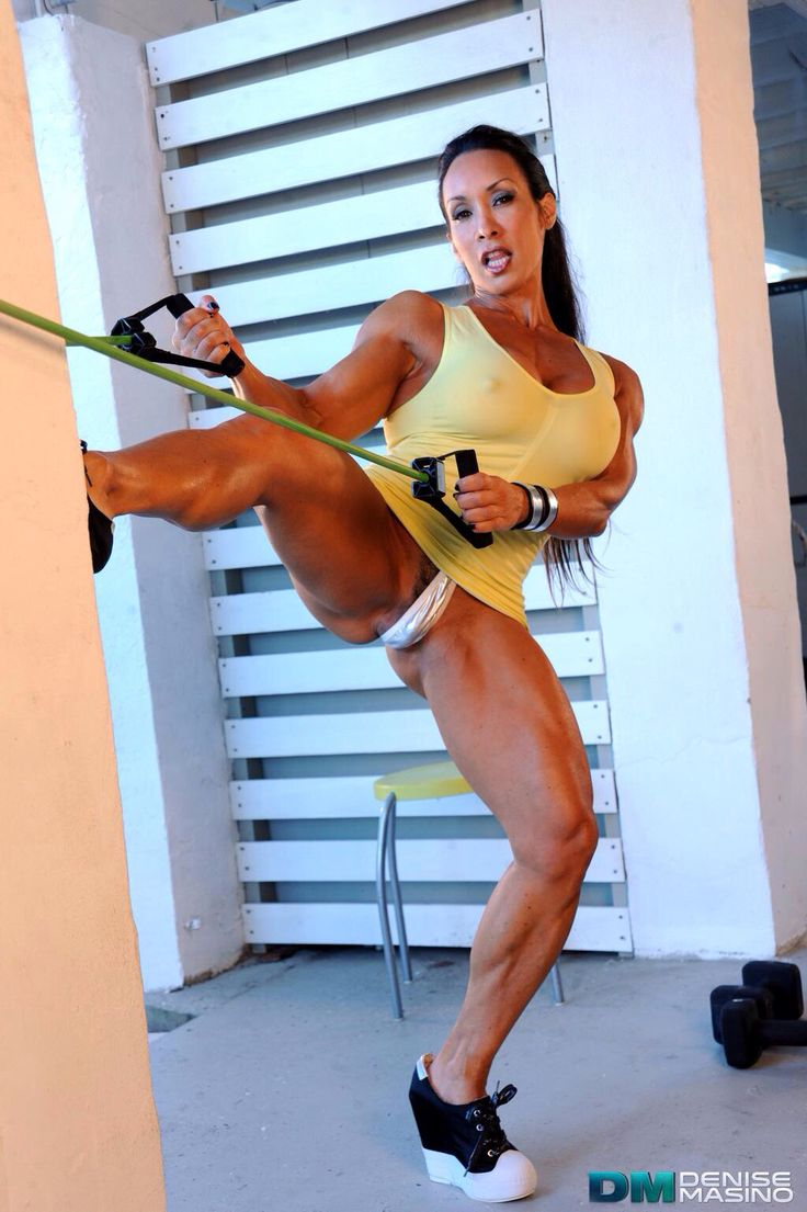 Denise Masino At The Gym Sex 76