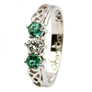 Beautiful Irish wedding ring