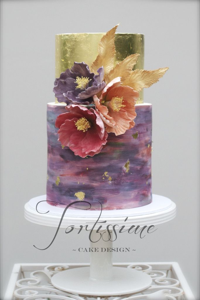 Decorating A Cake With Gold Leaf : Best 25+ Edible Gold Leaf ideas on Pinterest