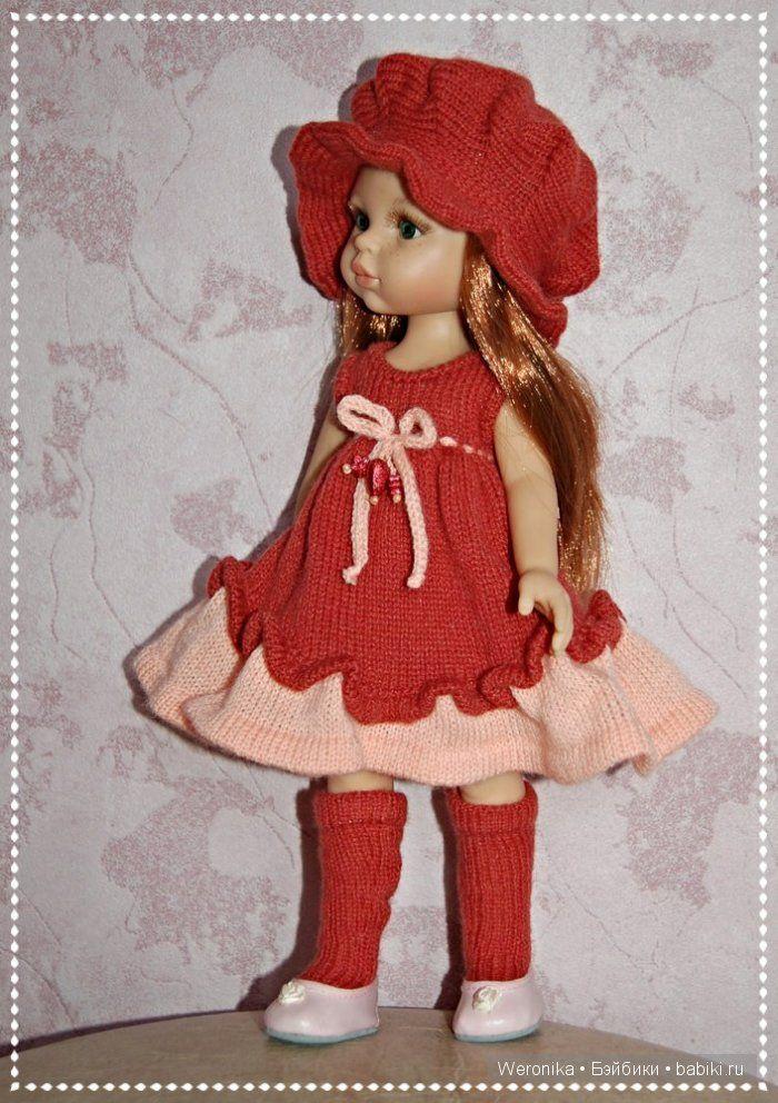 «Осенний вальс» - подарок феи для Кристи от Paola Reina / Бэйбики. Куклы фото. Одежда для кукол