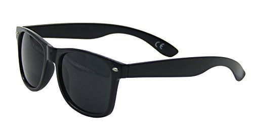 Delux Classic Black Wayfarer Sunglasses Dark Tint lens Qwin Eyeware UV400 Unisex Eyewear World http://www.amazon.co.uk/dp/B005UQ7YEE/ref=cm_sw_r_pi_dp_y2X0wb1SPXW7P