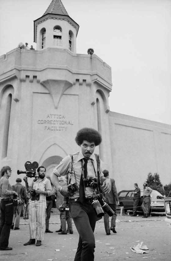 The Only Photographer Allowed at the Attica Prison Riot Remembers Four Days of Chaos   TIME