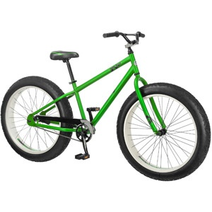 "26"" Mongoose Beast Men's Oversized All Terrain Bike, Matte Green"