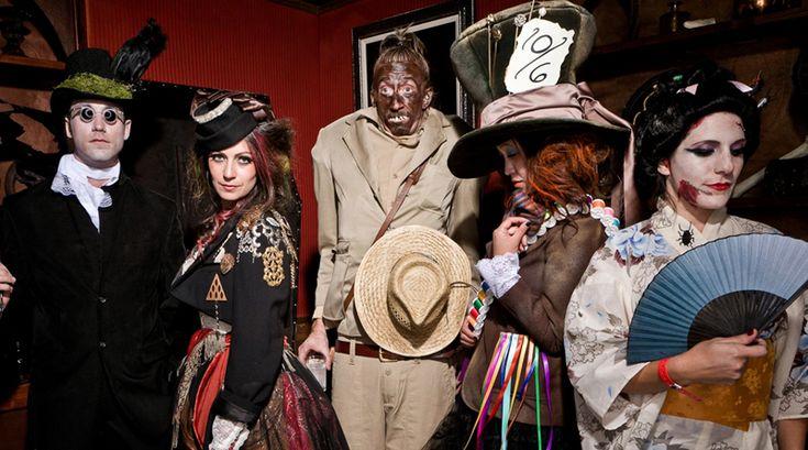 halloweentown 2 party