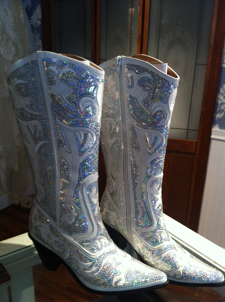 boots for that country wedding