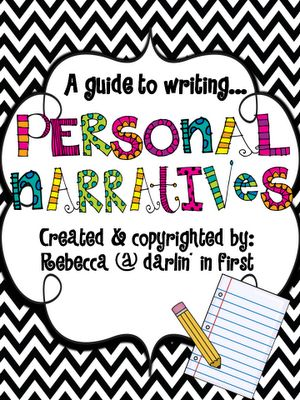 117 best images about Personal narrative on Pinterest | Small ...