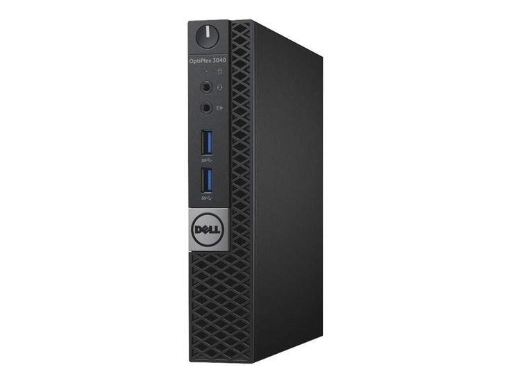 Dell OptiPlex 3040 Intel Core i3-6100T 3.2GHz 4GB 500GB Windows 7 Pro 6WXJ9