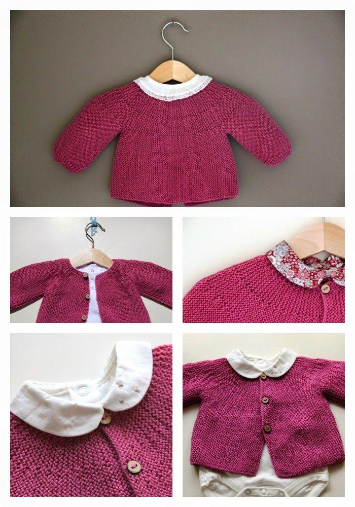 casaco bebé   baby vest