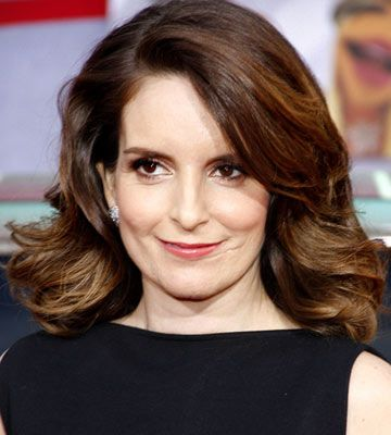 30 Rock creator Tina Fey welcomed her second daughter, Penelope Athena Richmond, with husband Jeff Richmond in 2011, just a few months after she turned 40.