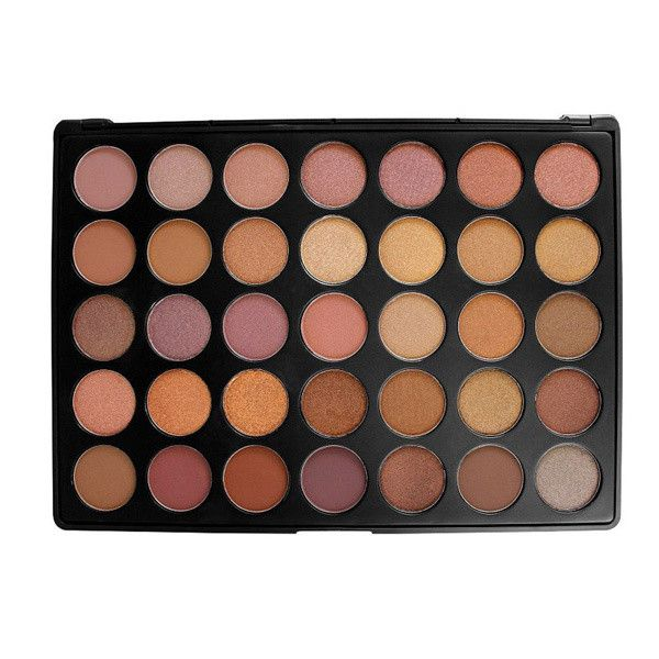 Morphe - 35T - 35 Color Taupe Palette