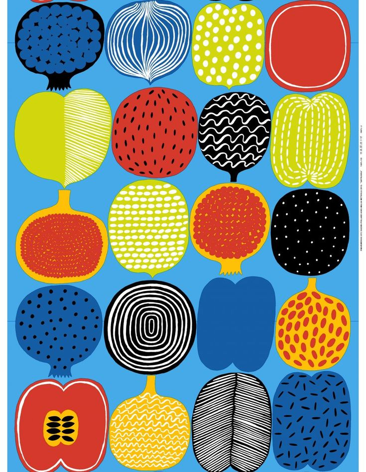Marimekko fabric Spring 2013