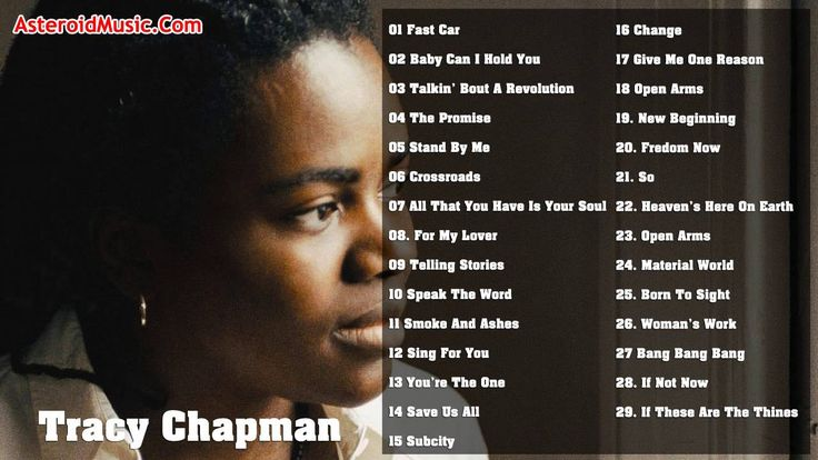 Best Songs Of Tracy Chapman   Tracy Chapman Greatest Hits Full Album [Re...