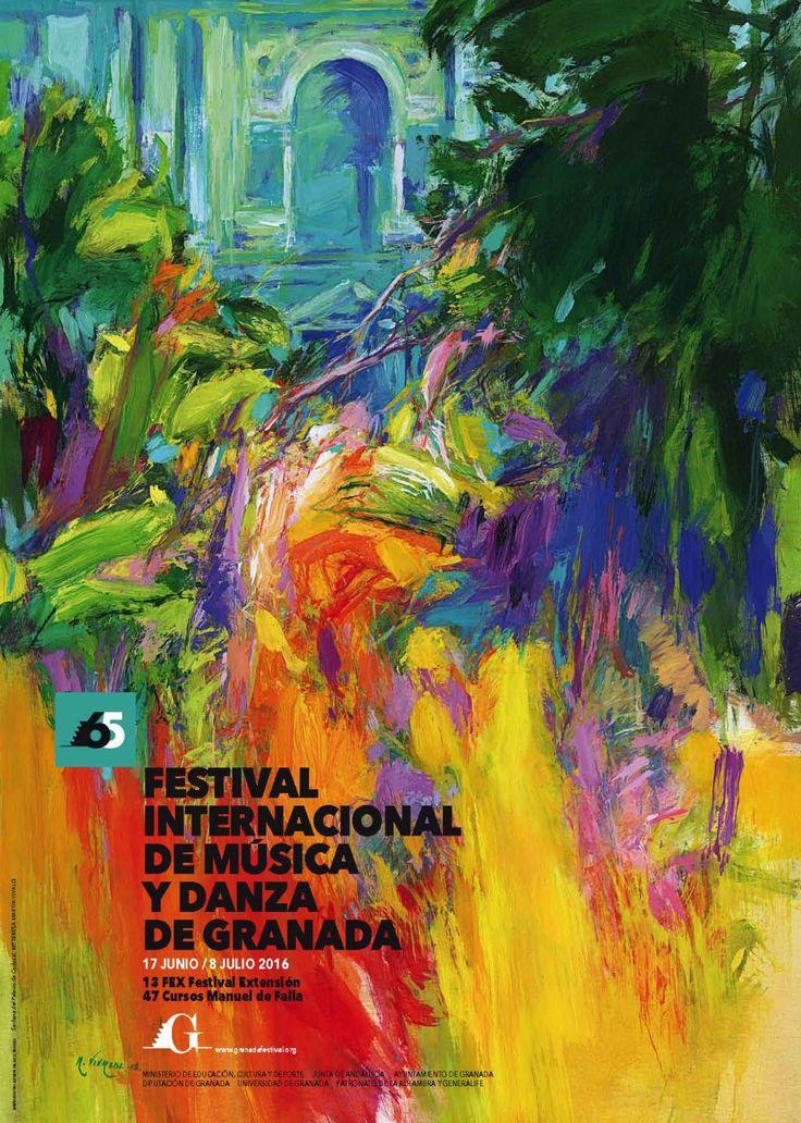 El Festival de Granada es un lugar de encuentro de amigos y cita ineludible con la cultura a comienzos del verano. Este año del 17 de junio al 8 de julio de 2016. ¡Os esperamos!