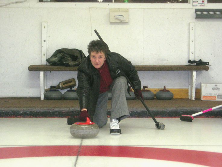 Curling in Kirkland Lake