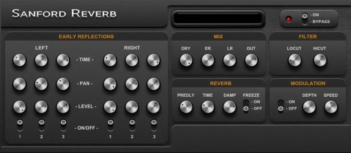 Sanford Reverb free true stereo reverb effect plugin for Windows. The new version has been completely rewritten and is available for 64-bit VST hosts on Windows. http://www.vstplanet.com/News/15/sanford-sound-design-releases-free-sanford-reverb-v2.1.htm