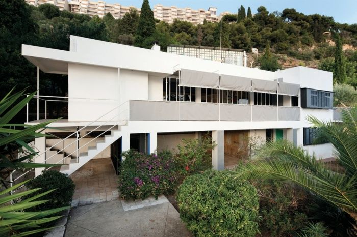 Eileen Gray's E1027: a lost legend of 20th-century architecture is resurrected | Art and design | The Guardian