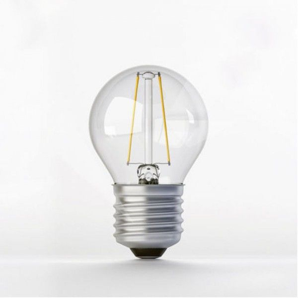 Clear LED Globes Bulb 5 or 10 pieces
