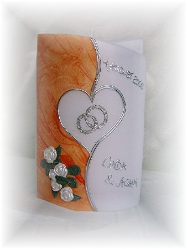 Shop für Hochzeitskerzen Taufkerzen Kommunionkerzen Kerzenshop Traumkerzen…