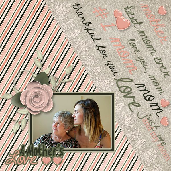 Mother and Daughter by Elk Fan. Kit: A Mother's Love by Dae Designs http://scrapbird.com/designers-c-73/d-j-c-73_515/daedesigns-c-73_515_444/a-mothers-love-by-dae-designs-p-17942.html