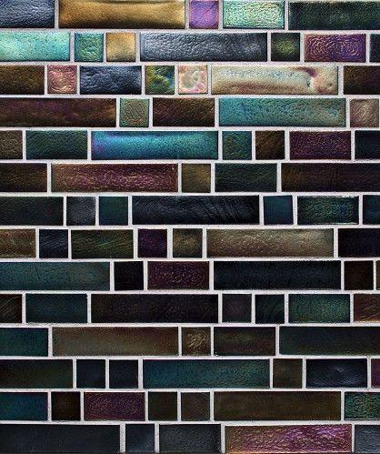 Botella™ Indian Peacock Mosaic Tile
