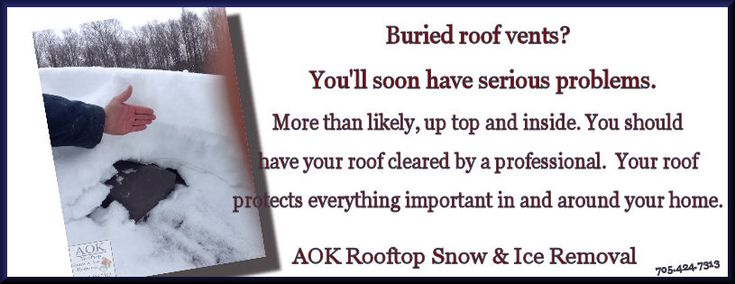 Problems on your roof can be easily prevented or resolved with our AOK troubleshooting team! We know where the problems are that cause you ice damming, leaks and complete rooftop issues.  Experience speaks for itself! And AOK taking care of all of your roof top needs just makes sense. Don't take our word for it, just ask around. www.aokpressurewashing.ca
