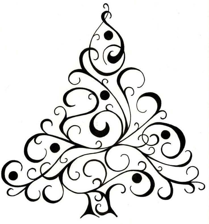 the 25 best christmas tree drawing ideas on pinterest christmas icons christmas doodles and christmas tree stencil