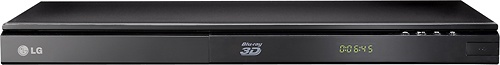 Smart 3D Wi-Fi Built-In Blu-ray Player
