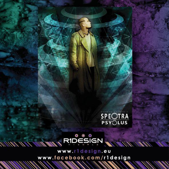 SPECTRA PSYCLUS  - Horror/fantasy-world/character creation. http://r1design.deviantart.com/gallery/48249331/SPECTRA-PSYCLUS