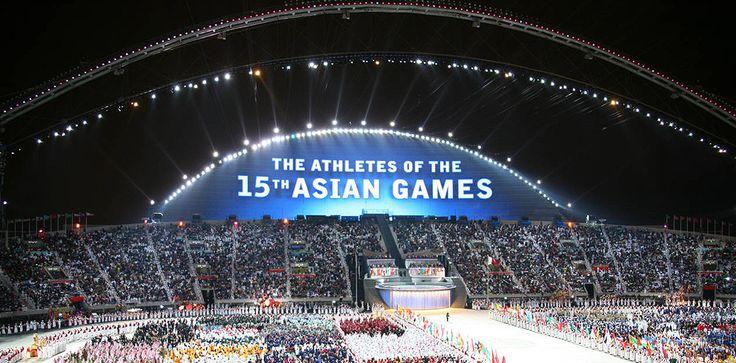 2006 Asian Games - Doha, Qatar