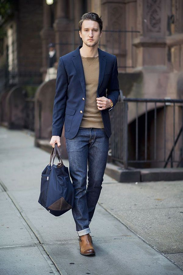 You Will Never Be Tired Of Smart Casual Style