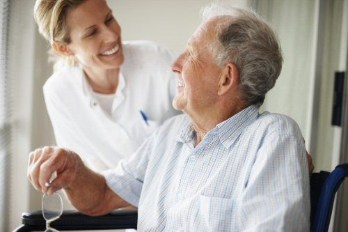 Working with the Elderly Training... AE Smith Service technicians undergo specialist training that enhances their understanding and appreciation of helping aged cared customers.