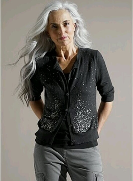 I can only hope I age as gracefully and am this gorgeous one day