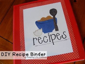 how to make my own cookbook free