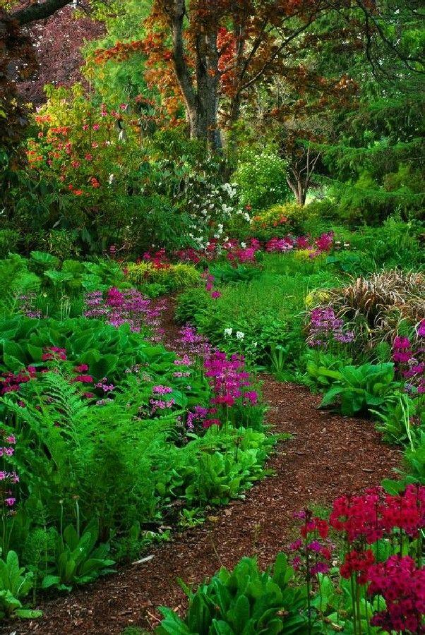 30 Most Wonderful Woodland Garden Design Ideas My Secret 640 x 480