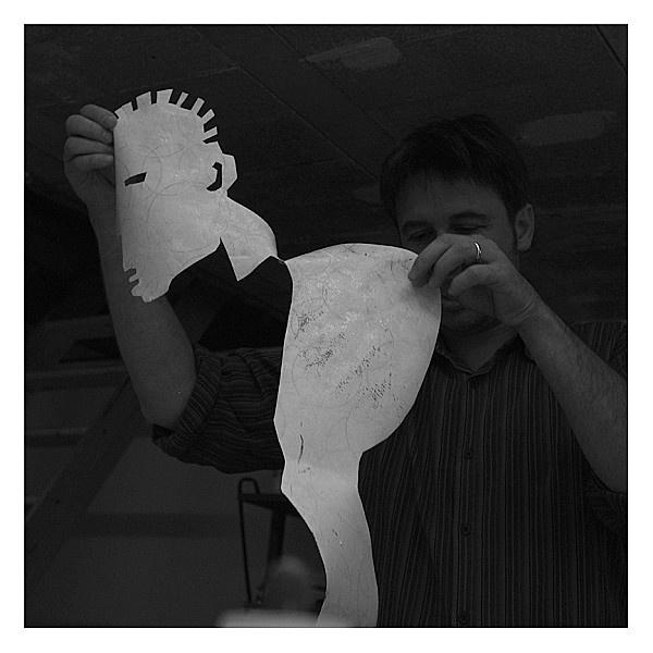 """in studio / On audio"" avec Ollivier Fouchard - Photographies de Yann Duguay - Octobre 2012"