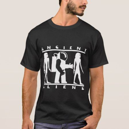 ancient Aliens 3 T-Shirt - click to get yours right now!