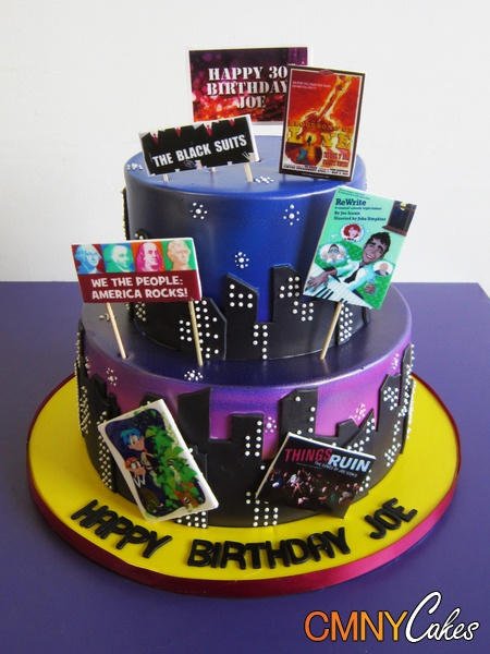 Th Birthday Cake Pops