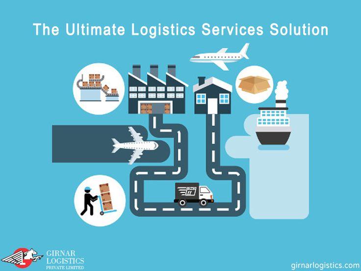 #GirnarLogistics The Ultimate Logistics Services Solution https://goo.gl/XtzwRt