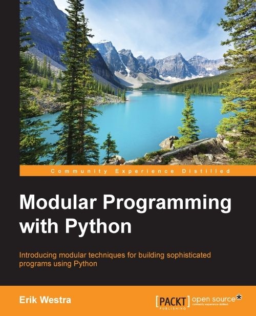 modular programming with python packt books