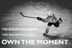 15 inspirational ice hockey quotes - Buscar con Google
