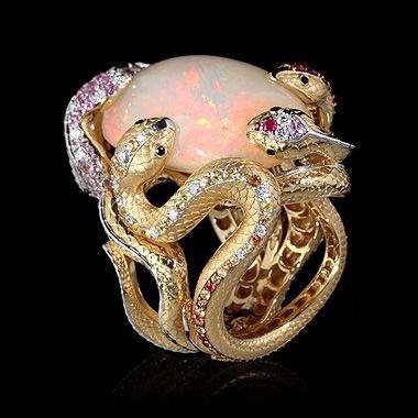 Ring Serpento