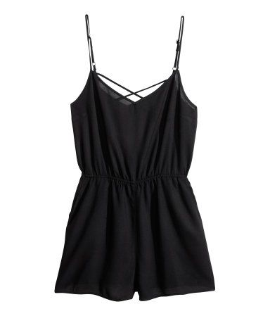 Black jumpsuit by H&M