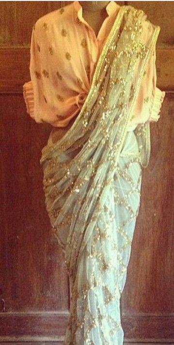 Saree by trupsel